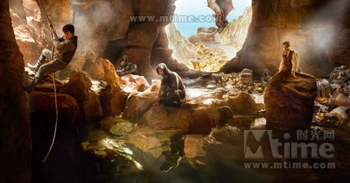 《纳尼亚传奇:黎明踏浪号》:就当是一部动画片看吧 - 达达先生 - 达达先生的映画馆