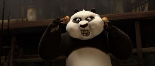 《功夫熊猫2》鸭子宣传片病毒表情开m记老爹快扶我去喝酒面馆包图片