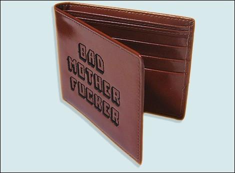 这个钱包有没有很cool