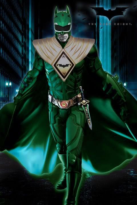《蝙蝠侠前传3:黑暗骑士崛起》粉丝制作的海报