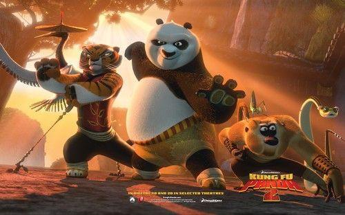 《功夫熊猫2》:成人的六一盛宴– 《功夫熊猫2》影评