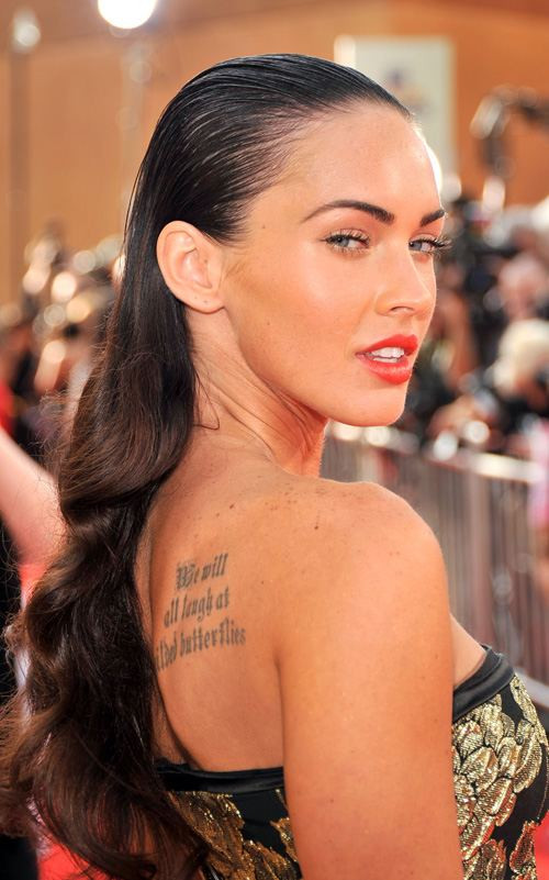 首页 群组 人物 欧美女星个性纹身  和好莱坞明星们情感上的善变不同图片