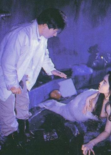 下水道美人鱼完整版_《下水道的美人鱼mermaid in a manhole》(1988)被污染的童