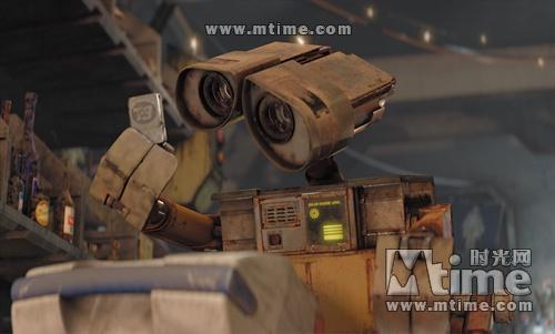 有了情感,观 机器人总动员