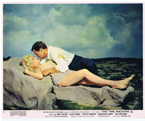 60年代的经典科幻恐怖电影美女