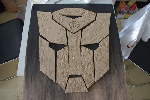 这学期传统艺术工艺作业,木雕,做工很有限,不是特别精细.