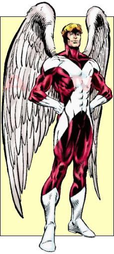 zooskool兽x人-安琪儿.萨瓦多蕾   超能力:拥有蝴蝶般的翅膀、翅膀会发出震耳欲聋的