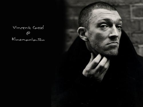 文森特·卡塞尔-还是黑白照什么的最有感觉了