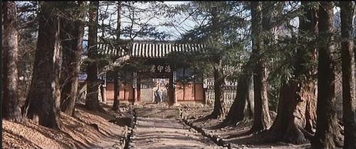 影评:《空山灵雨》之禅意之美学 - 明藏菩萨 - 上塔山房de博客
