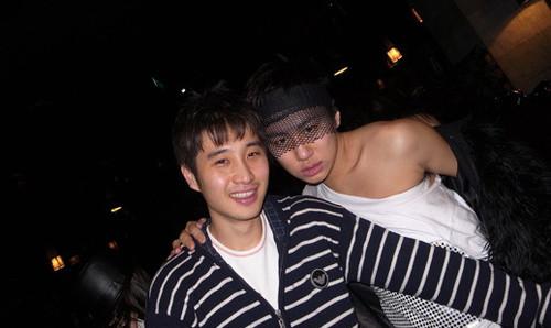 男明星和男模们的聚会……为什么那么像gay交友