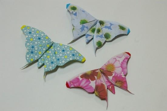 折纸大全 图解的折纸教程图片
