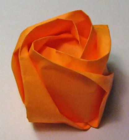 折纸玫瑰大全图解教程分享咯!
