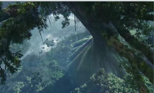 幽灵公主影评_达达拉深林的守护神——潘多拉星球的伊娃· - 《幽灵公主》影评 ...