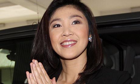 m%新任泰国美女英拉西那瓦