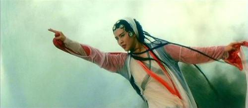 (徐克 王祖贤 张曼玉 赵文卓)青蛇,芸芸众生的情爱挽歌