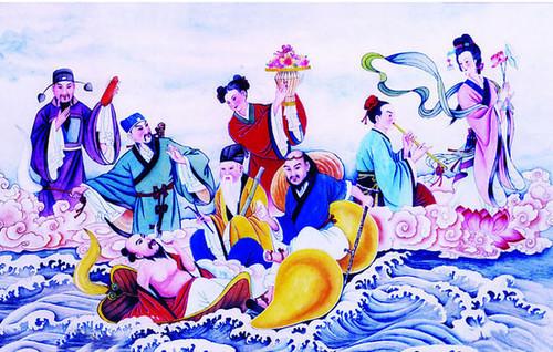 美国漫画英雄vs中国神话人物