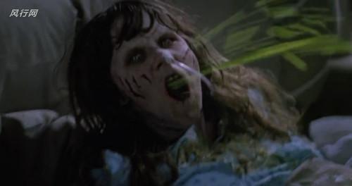 《驱魔人1》重口味图景,那可是1973年啊! 截图