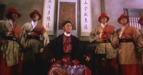 《笑傲江湖》的最佳表演:千面如来刘洵