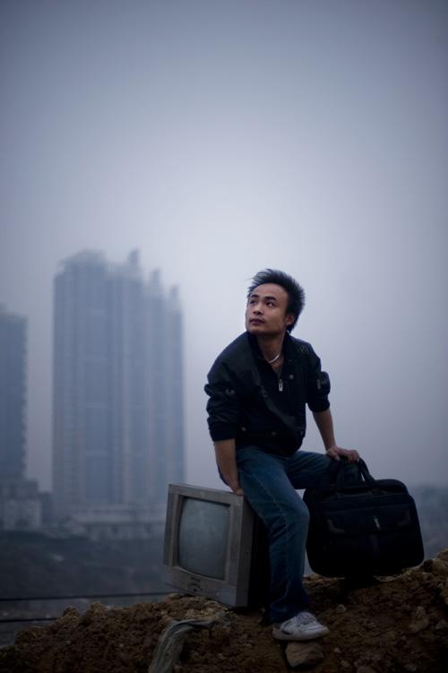 中國新生代農民工圖片