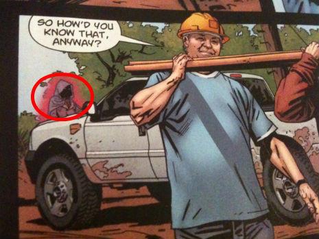 DC漫画仿效海贼王~新52本上下之无处不在的漫画女男漫画图片