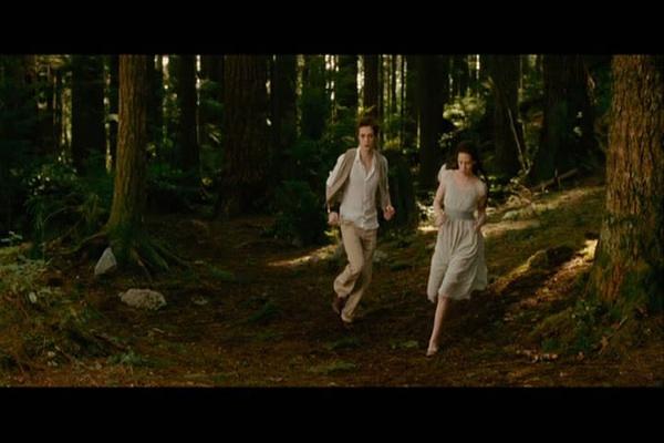 《暮光之城2:新月》:狼人初现