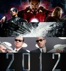 2012年好莱坞观影