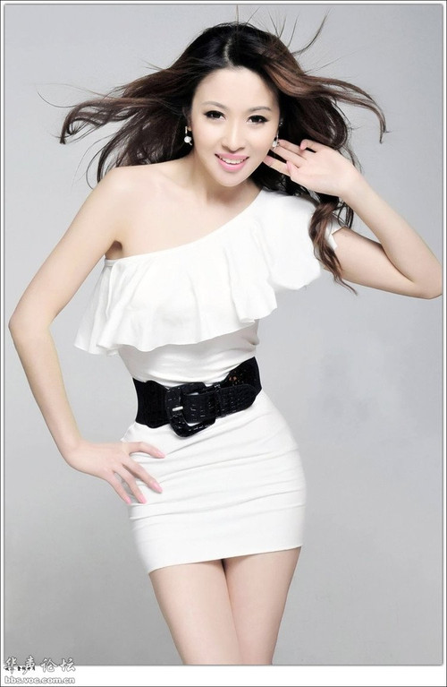 靓图精湛:亚洲小姐