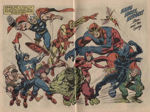 复仇者时间早期漫画追逐漫画全集剧情图片
