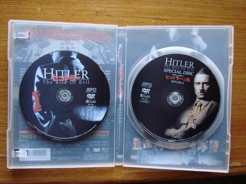 电影墨索里尼的末日_碟市黯淡,决定晒:我收藏的希特勒和墨索里尼(收藏系列之一 ...