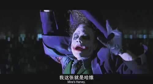 蝙蝠侠前传2 黑暗骑士 Dark Knight 黑暗骑士 影评