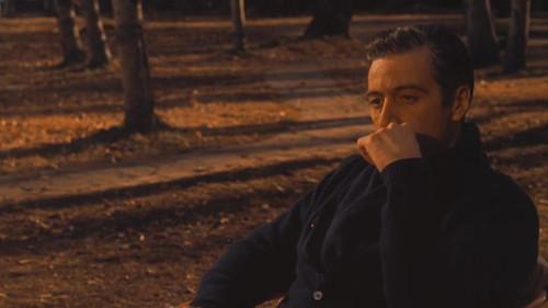 阿尔帕西诺教父剧照 Al Pacino