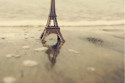 埃菲尔铁塔的浪漫
