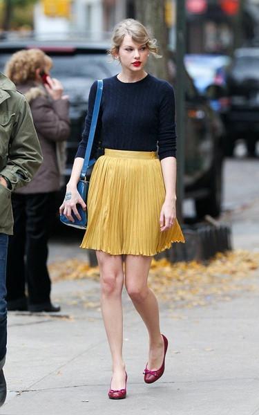 Taylor Swift街拍合辑