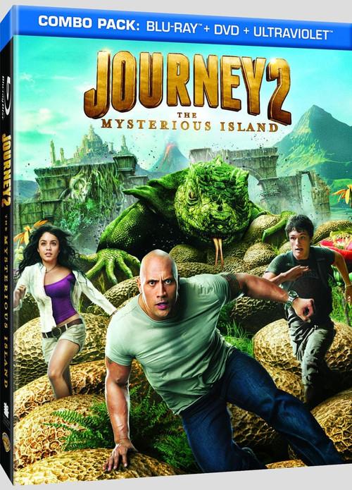 (美国)《地心历险记2:神秘岛/地心冒险2:神秘岛》