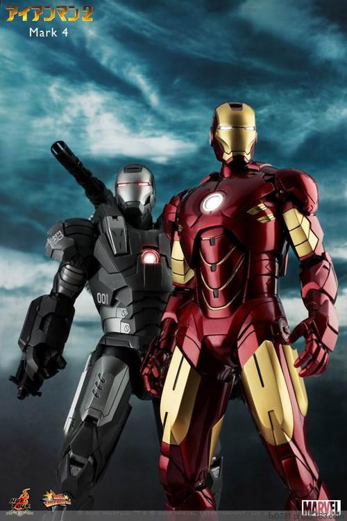 钢铁侠盔甲进化史!图片