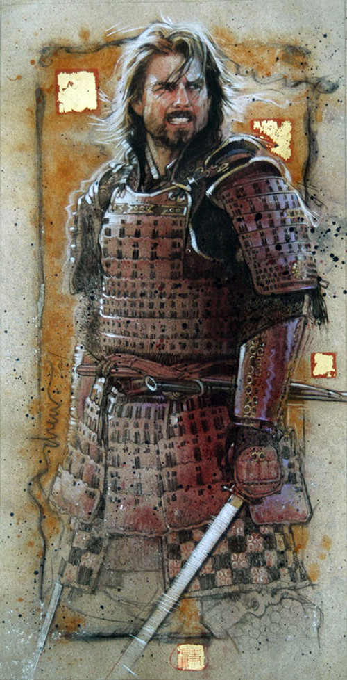 镇廊之宝~手绘海报大师drew struzan的艺术