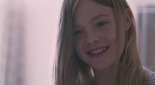 电影中的美少女