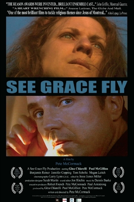 看见格雷斯在飞