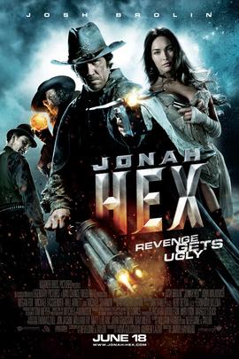 西部英雄约拿·哈克斯( 2010 )