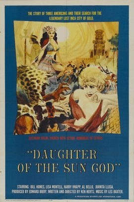 太阳之女( 1962 )