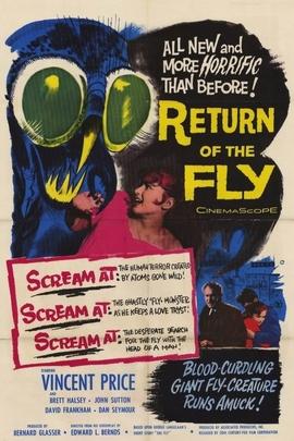 变蝇人归来( 1959 )