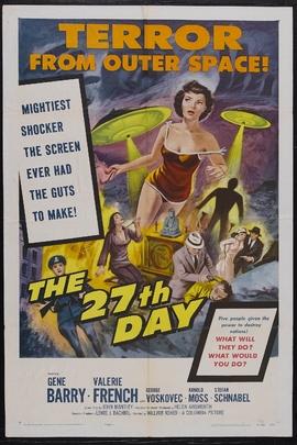 第二十七天生死劫( 1957 )