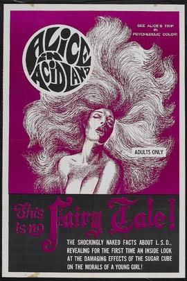 艾丽丝在幻境( 1968 )