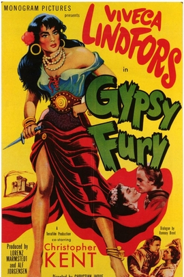 吉普赛女郎的风中悲恋( 1949 )