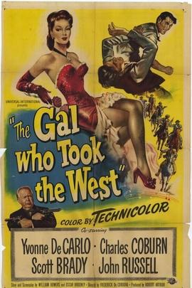 西部歌女( 1949 )