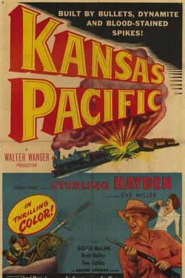 堪萨斯太平洋铁路( 1953 )
