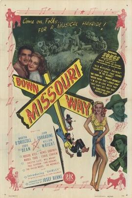 沿密苏里河而下( 1946 )