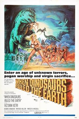 当恐龙统治地球( 1970 )