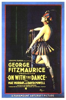 舞者梦( 1920 )