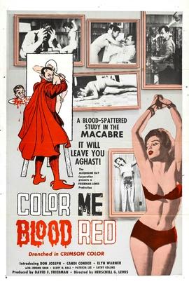 将我染成血红( 1965 )
